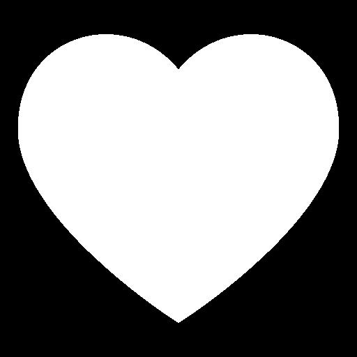 white heart - AlvinOne